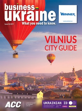 Business Ukraine magazine issue 03/2019