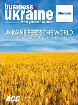 Business Ukraine magazine issue 05/2019