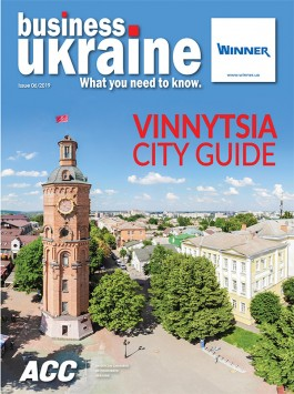 Business Ukraine magazine issue 06/2019