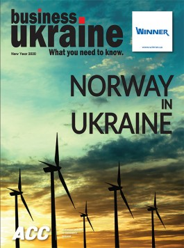Business Ukraine magazine issue 10/2019