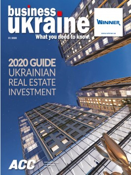 Business Ukraine magazine issue 01/2020
