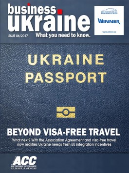 Business Ukraine magazine issue 06 /2017