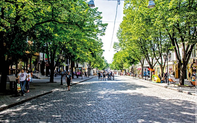 ODESA'S DERIBASIVSKA STREET: Exploring the aristocratic Spanish roots of Ukraine's most iconic road