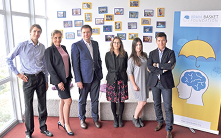 KNOWLEDGE ECONOMY: BrainBasket initiative promotes the next generation of Ukrainian IT excellence
