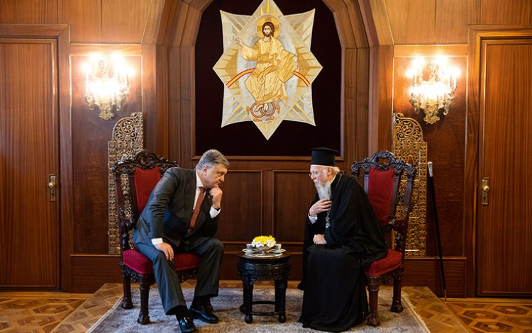 ORTHODOX INDEPENDENCE: Putin in panic as Ukraine prepares to break free from Russian religious dominance