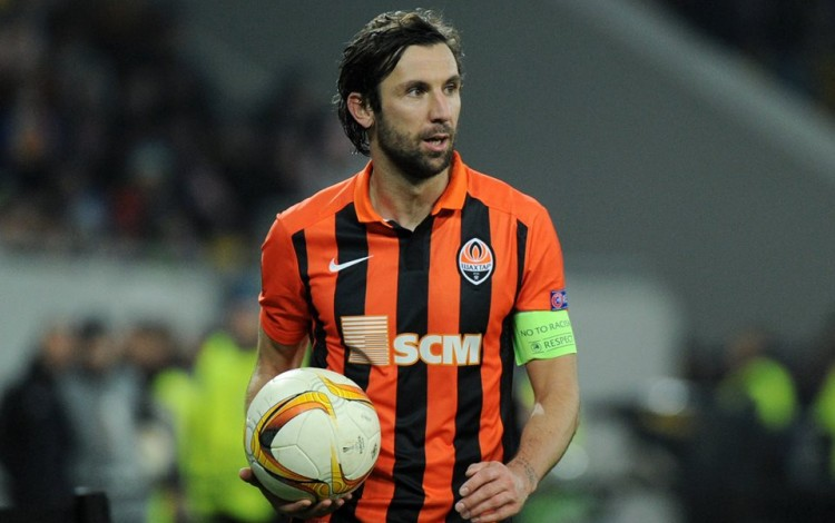Shakhtar Donetsk legend Darijo Srna announces international retirement after Euro 2016 exit