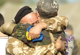 UKRAINE'S DUNKIRK MOMENT: Volunteer miracle of 2014 should play a far more prominent role in Ukraine's nation-building efforts