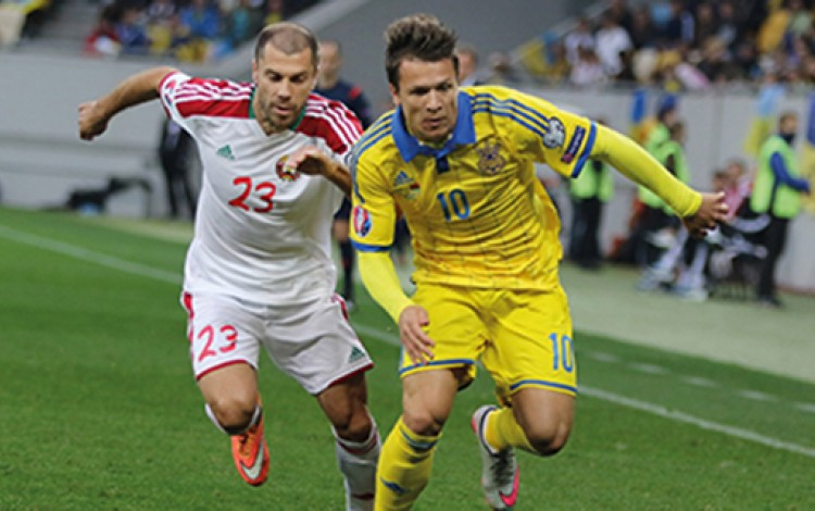 UEFA EURO 2016 QUALIFIERS: Can Ukraine overcome playoff jinx?