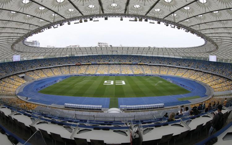 UEFA Ukraine vote of confidence