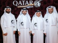 QATAR AIRWAYS TOUCHES DOWN IN UKRAINE